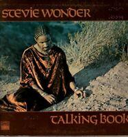 Stevie Wonder Vinyl LP Tamla Records, 1972, T-319L, Talking Book ~ NM-!