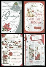 MOTHER ~ Quality CHRISTMAS CARD ~ With  LOVELY VERSES ~ L@@K