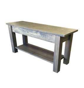 Cape Cod Bench with shelf (Storage / Shoe rack Bench / Mudroom / Entry Bench)