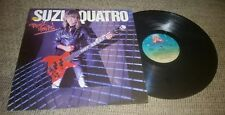 "Suzi Quatro ""Rock Hard"" LP 1980 Dreamland DL1-5006 Rock 33rpm 12"" USA TESTED EX."