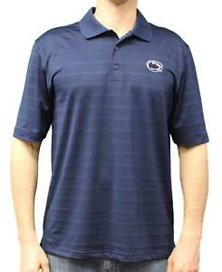 "Penn State Nittany Lions NCAA Champion ""Trophy"" Men's Textured Polo Shirt"