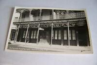 Rare Vintage RPPC Real Photo Postcard B2 New Orleans Lousiana Antoine's Restaura