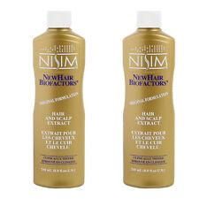 NISIM Thinning Hair Loss Stimulating Extract Regrowth Serum DHT X2 expired 2016