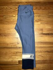 High Waist Nike Dri-Fit Activewear Capri Leggings Size Medium New Without Tags