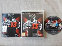 W13 WRESTING PS3 PLAYSTATION 3 PREOWNED