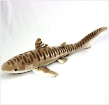 "Wishpets Unisex-Child Tiger Shark Plush Toy 26"" Brown"