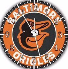 Baltimore Orioles Wall Clock F37
