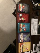 South Park Dvds The Complete First through Fifth Seasons - Seasons 1 - 5 I