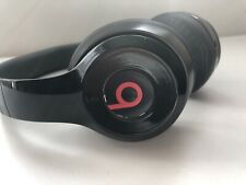 Beats Solo2 On-Ear Headphones - Black/Red [Wired]