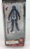 "Walking Dead AMC TV Series 9 Michonne Action Figure 5"" McFarlane Toys New"