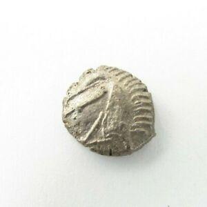 ANCIENT CELTIC ICENI SILVER UNIT circa 100 BC (121)
