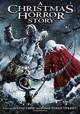 A Christmas Horror Story DVD (NEW) factory sealed, free shipping