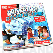 a to Z 08028 Shivering Penguin Game