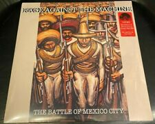New listing RAGE AGAINST THE MACHINE-BATTLE OF MEXICO CITY...RSD...COLOR VINYL...NEW SEALED!