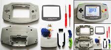 Game Boy Advance GBA Complete Housing Shell Kit - Super Famicom/SNES UK Dispatch