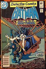 Detective Comics #530 Vol. 1 DC Comics (1983) Early Nocturna Green Arrow (FN)