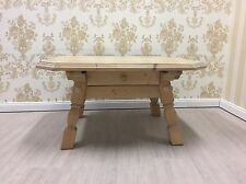 Voglauer Anno 1900 Tisch Jogltisch Couchtisch Massiv  Landhaus Fichte 120 90