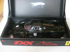Mattel -Super  ELITE Ferrari FXX Schwarz Nr 30 M.Schumacher L.E 1:18 Neu in OVP