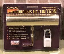 Vintage Concept Cordless Picture Light Remote Control