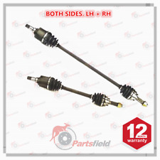 PAIR x CV Drive Shaft fits Ford Festiva WA WB WD WF 1.3L B3 Manual 91-00