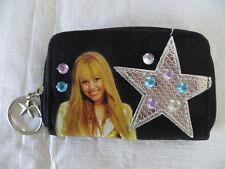 Disney Hannah Montana Black Coin Purse