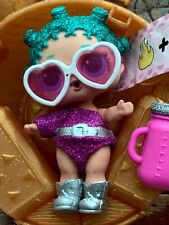 LOL Surprise Doll Series 1-004 COSMIC QUEEN Glitter Rare Figure Toy Big Sister