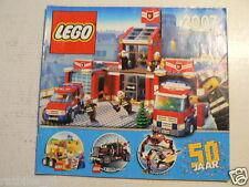 LEGO BROCHURE FLYER CATALOG TOYS 2007 DUTCH 72 PAGES 006