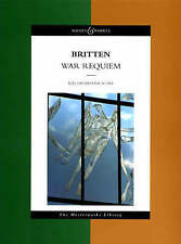 Britten - War Requiem, Op. 66: The Masterworks Library (Boosey & Hawkes Masterwo