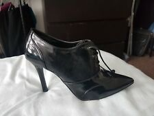 Womens ASOS Patent Leather Shoes UK Size 6