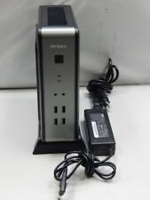 """Antec ISK110 Mini ITX Case With 2 x 2.5"""" Drive Bays & 90W Power Adapter"""