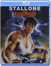 Over The Top 0883929064403 With Sylvester Stallone Blu-ray Region a