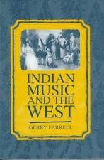 Indian Music and the West by Farrell, Gerry
