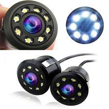 8 LED Car Rear View Reverse Backup Parking Camera Night Vision HD Camera P67/68