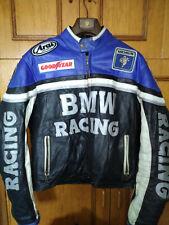 Cazadora Jacket Moto BMW Cuero vintage