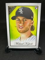 MICHAEL KOPECH RC - 2019 TOPPS GALLERY ROOKIE CARD #26 CHICAGO WHITE SOX