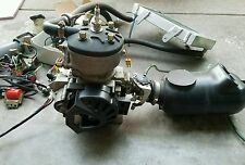 Fireball 125cc racing kart engine