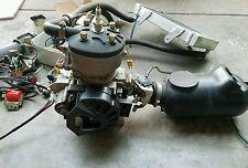 Fireball 125cc racing kart engine