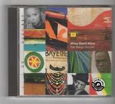 (GZ919) Various Artists, Africa Stand Alone - 1996 CD