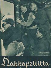 Finland Wartime Magazine Hakkapeliitta 1942 #17 - WWII