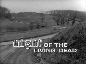 Night of the Living Dead (1968) Horror DVD