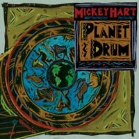 MICKEY HART - Planet Drum [12 DOUBLE VINYL LP] NEW & WRAPPED