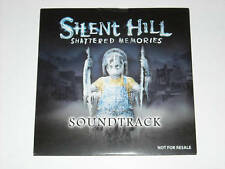 SILENT HILL SHATTERED MEMORIES SOUNDTRACK PRECINTADA 21 TRACKS LAST SEALED COPY
