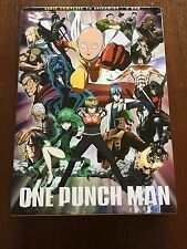 ONE PUNCH MAN - SERIE COMPLETA - 12 EPISODIOS - 3 DVD - 312 MIN - SELECTA VISION