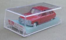 Vintage German Schuco Modell diecast 1:66 Renault R 16 301 850