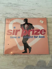 CD Maxi Sir Prize - Time is alright for love 1993