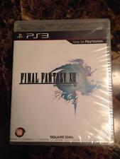 Final Fantasy XIII (Sony PlayStation 3, 2009) - Japanese Version - NEW