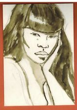 Carte Postale Neuve - Nadia Indienne Camaiura - Illustration Titouan Lamazou