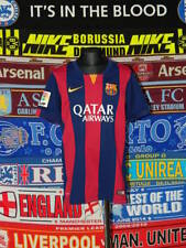 5/5 Barcelona Chicos 12/13 Años Mint Camiseta de Fútbol Camiseta Fútbol Barça