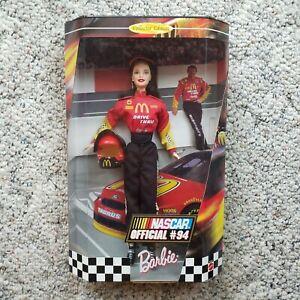 NASCAR Official #94 Bill Elliott Vintage Barbie Racing Collectors Edition NIB