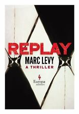 Replay, Levy, Marc, Good Condition, Book
